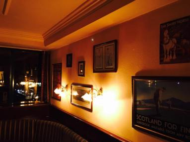 City Pub Landeck, Erste Etage im Stadtcafe