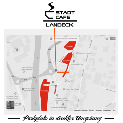 Cafe Stadtcafe Landeck