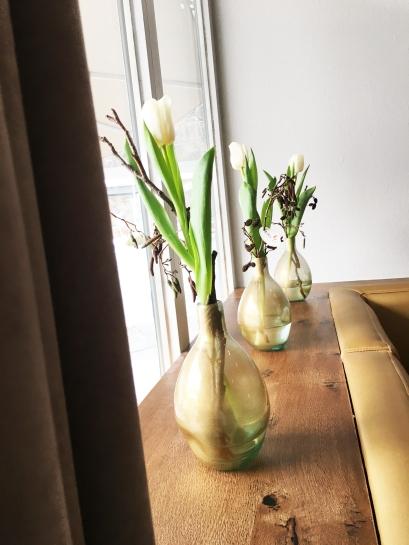 Stadtcafe Cafe Landeck Blumen Lisi
