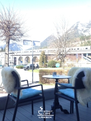 Stadtcafe Landeck - Cafe & Restaurant. 6500 Landeck Tirol, Malserstr. 49