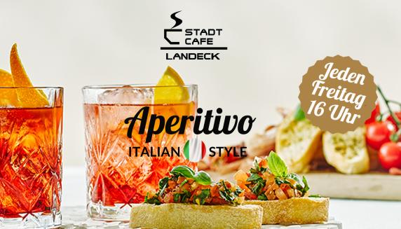 stadtcafe aperitivo-jeden freitag titelbild schwarzes logo