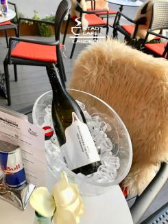 Wir servieren Wein u.a. vom Weingut Georg Preisinger im Stadtcafe Landeck. Cafe Restaurant Bar in 6500 Landeck