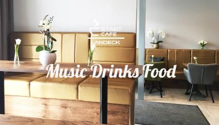 Stadtcafe Music Drinks Food